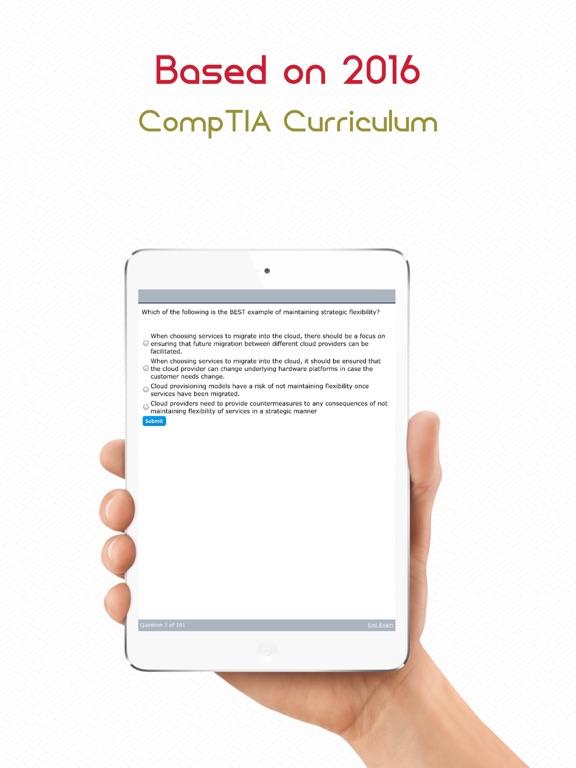 Screenshot #5 pour CLO-001: CompTIA Cloud Essentials - Self-Paced