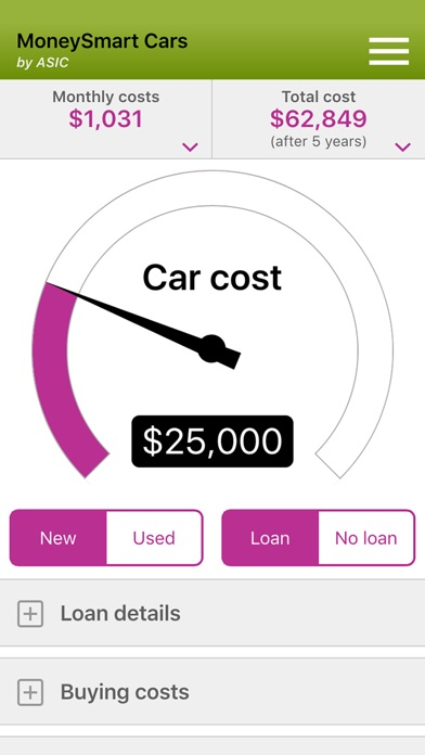 Download MoneySmart Cars for Pc