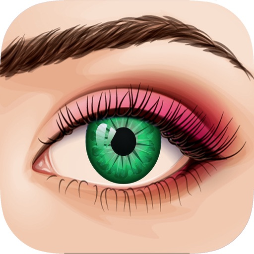 Girls Eye Changer - Replace Eye Color With Various Color Effects
