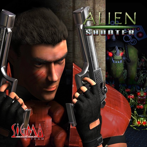 Alien Shooter - The Beginning
