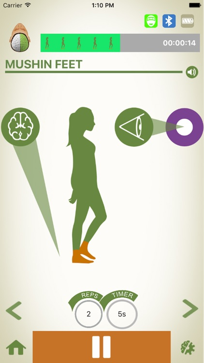 YogaBrain-Integrated Yoga & Brain Training System