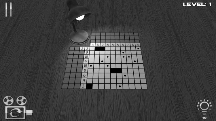 Super Japanese Crossword Premium - Elegant Nonogram