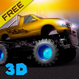 Extreme Monster Truck Racing 3D Free