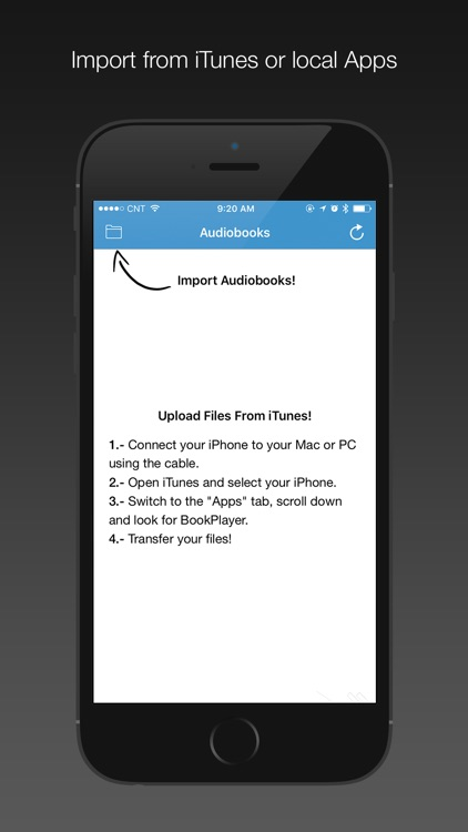 BookPlayer - Audio book player