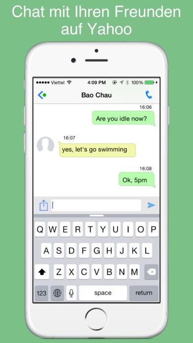 eMailChat für Google Mail, Chat und Gratis AnrufScreenshot von 2