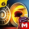 密室逃脱6官方正版:逃出银行100个房间 - 史上最牛的越狱密室逃亡系列单机游戏
