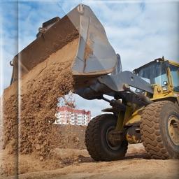 Koparki i inne maszyny budowlane