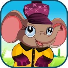 Activities of My Little Elephant Dress Up - Cute Appu Dress Up Game For Kids