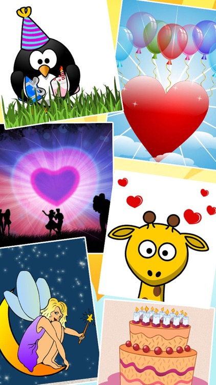Birthday Greeting Cards - Text on Pictures: Happy Birthday Greetings screenshot-4