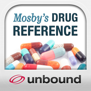 Mosby's Drug Reference app
