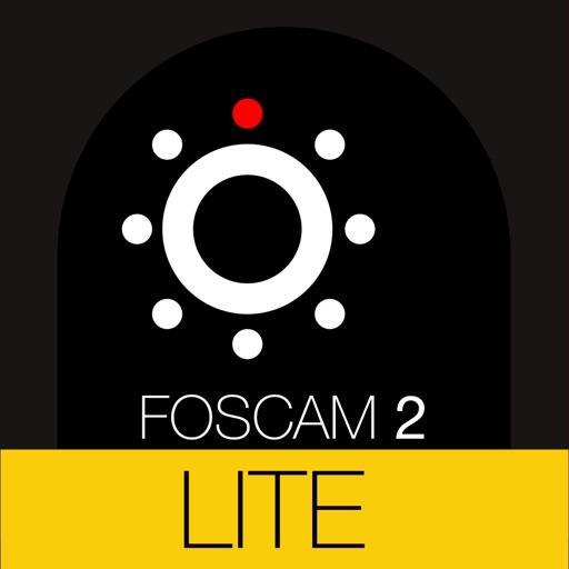 Foscam HD 2 Lite iOS App