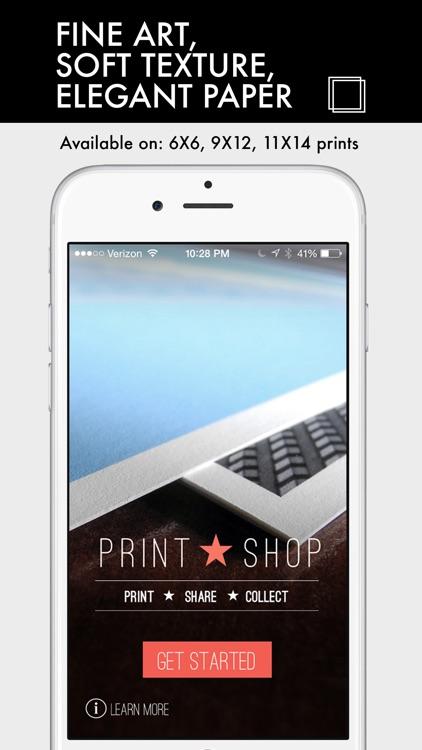 PrintShop App – Print Photos From Your Phone