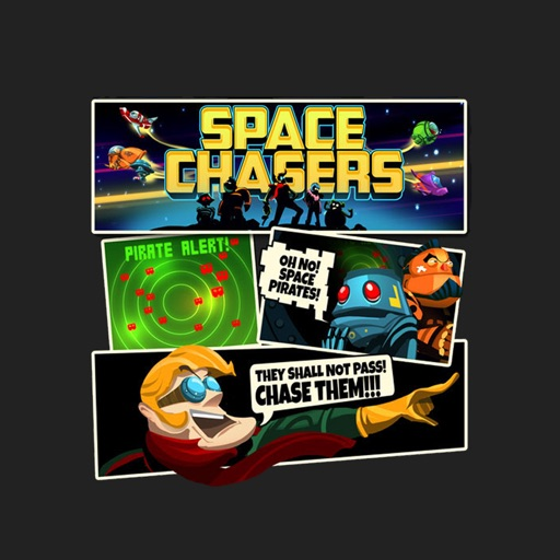 Space Chasers⁢ icon