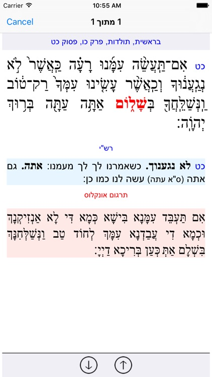 Esh Chumash אש חומש screenshot-3