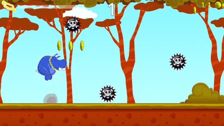 Crazy Hippo screenshot-3