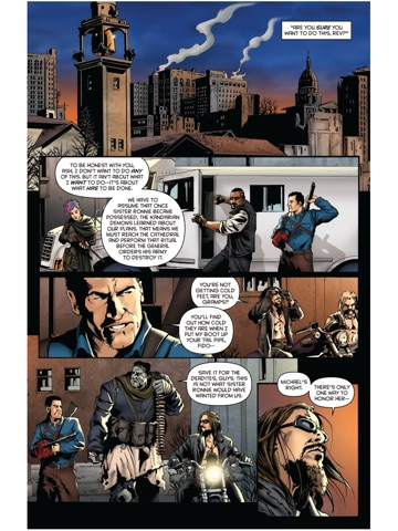 Army of Darkness: Furious Road #4 (Of 6) by Nancy A  Collins & Kewber Baal  on Apple Books