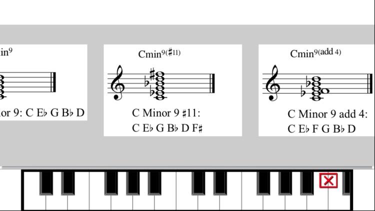 Chords, chords and more chords screenshot-3