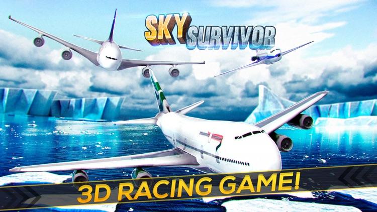 Sky Survivor | Airplane Flight Simulator