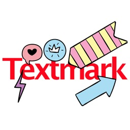 TEXTMARk Stickers for iMessage
