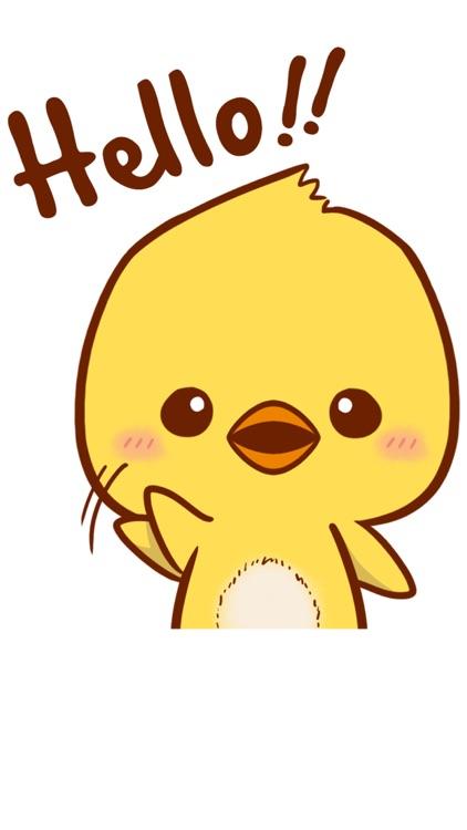 Little Chicken Sticker