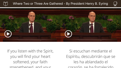 34 Language Lds General Conference Sidebyside review screenshots