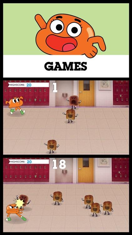 Cartoon Network Anything - Games, Videos and More! screenshot-3