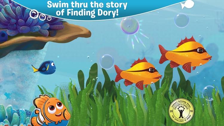 Finding Dory: Just Keep Swimming screenshot-0