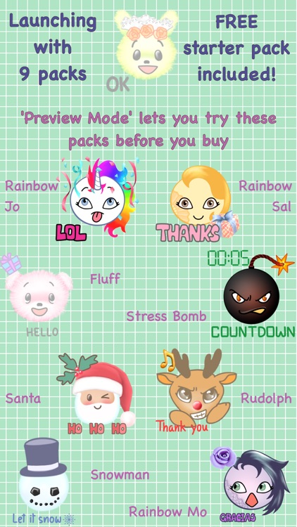 Sticker Fab Emoji Maker screenshot-3