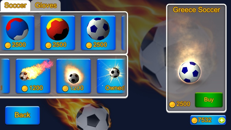 Super Goalkeeper screenshot-4