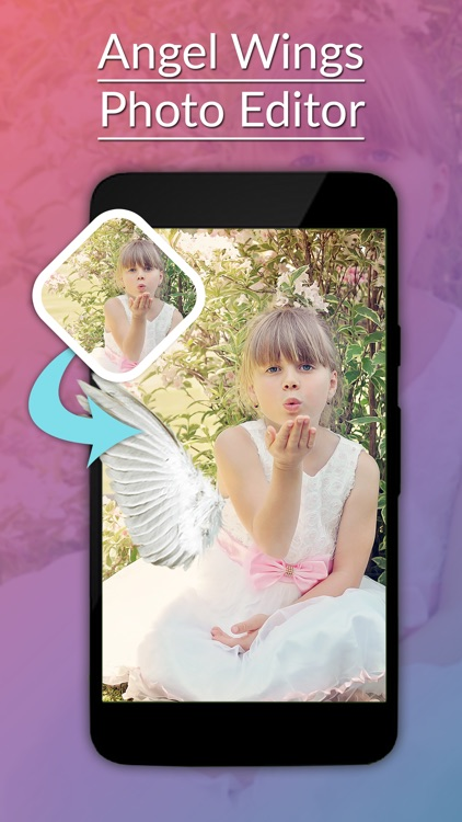 Angel Wings Photo Editor - Angel Wings  Sticker