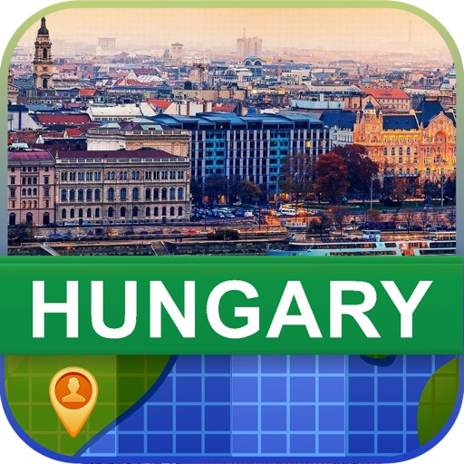 Offline Hungary Map - World Offline Maps