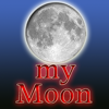 Massimiliano Borrelli - my Moon - tune in your life with the moon and lunar cycles, recommendations and suggestions for each phase of the moon artwork