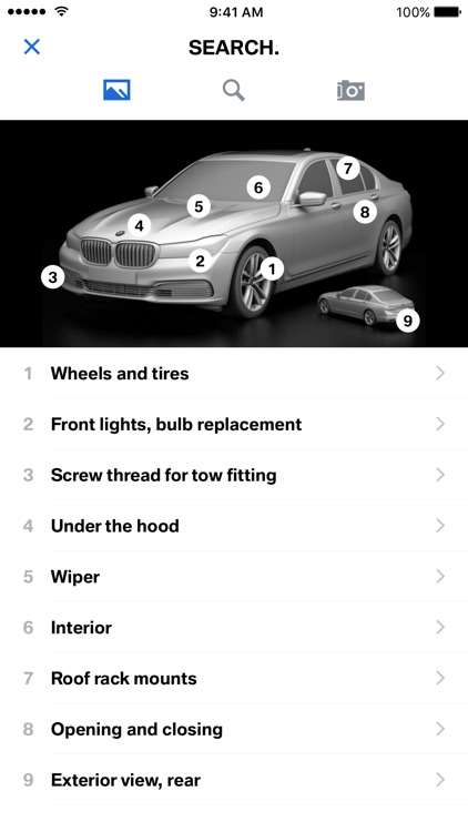BMW Driver's Guide screenshot-1