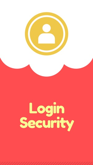 Login Security Screenshot