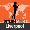利物浦 離線地圖和旅行指南