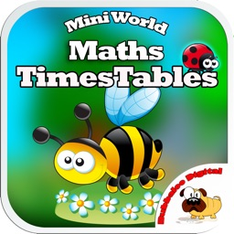 Mini-World Maths Times Tables