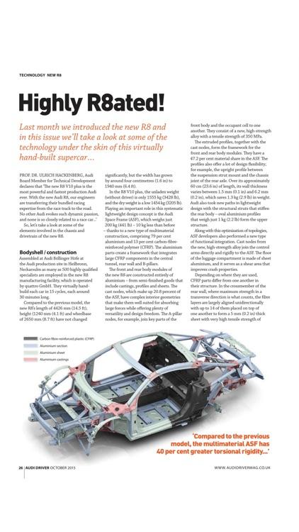 Audi Driver Magazine screenshot-4
