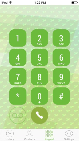 Collect call app for iPhone on the App Store