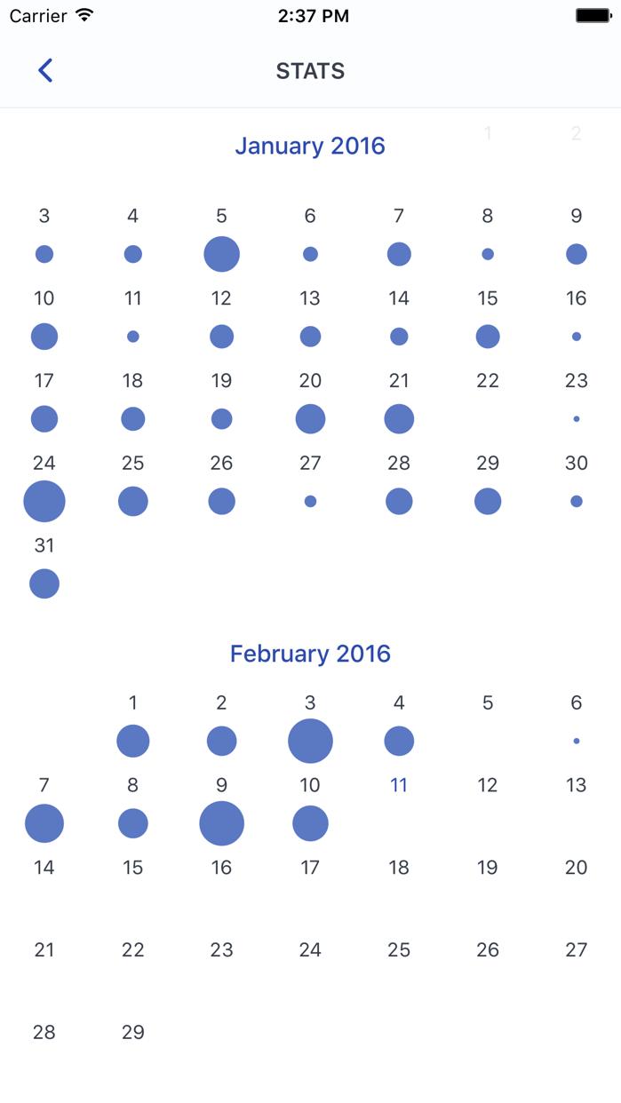 FocusList: Focus timer and daily planner Screenshot