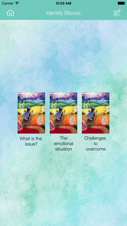 Chakra Wisdom Oracle Cards screenshot-1
