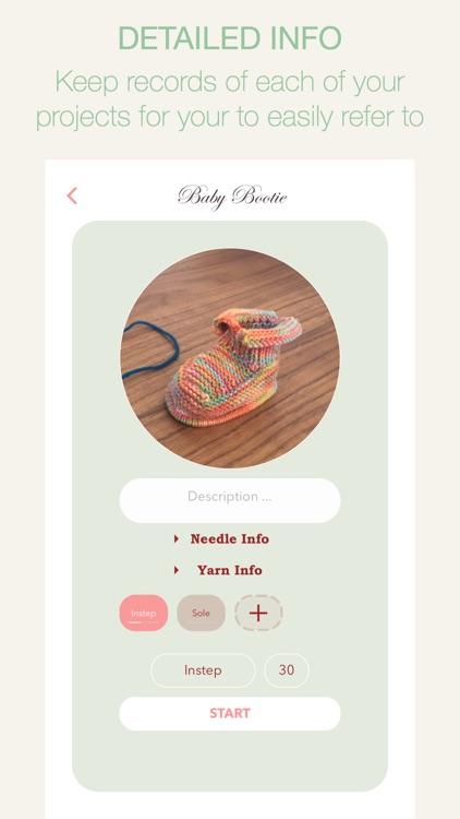Kniddo - Knit Counter