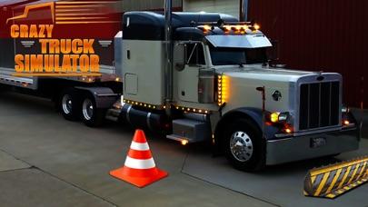 Crazy Truck Simulator - Multi Level Street Parking