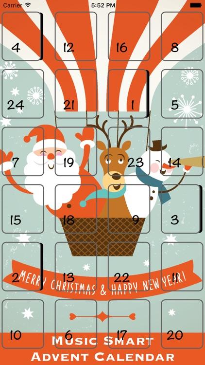 Piano Advent Calendar