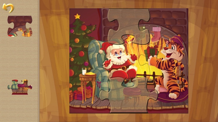 Christmas Games with Santa Claus for Boys & Girls screenshot-3