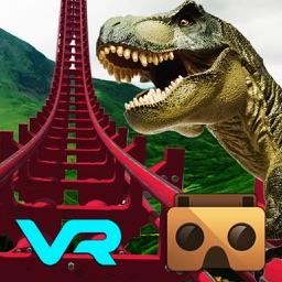 Real Dinosaur Roller Coaster:VR Jurassic Tour
