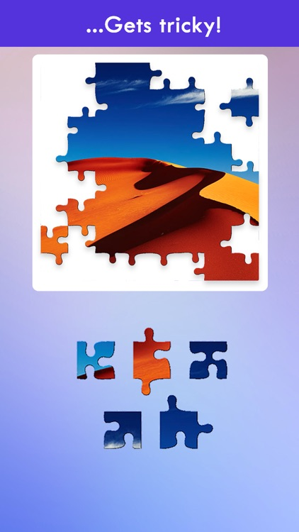 100 PICS Jigsaw Puzzles Game screenshot-4