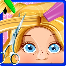 Baby Hair Salon – Makeover & dress up little girl for princess wedding