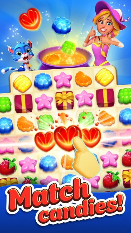 Crafty Candy - Match 3 Puzzle Game screenshot-0