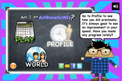 Arithmetic Wiz - Math Drills - náhled