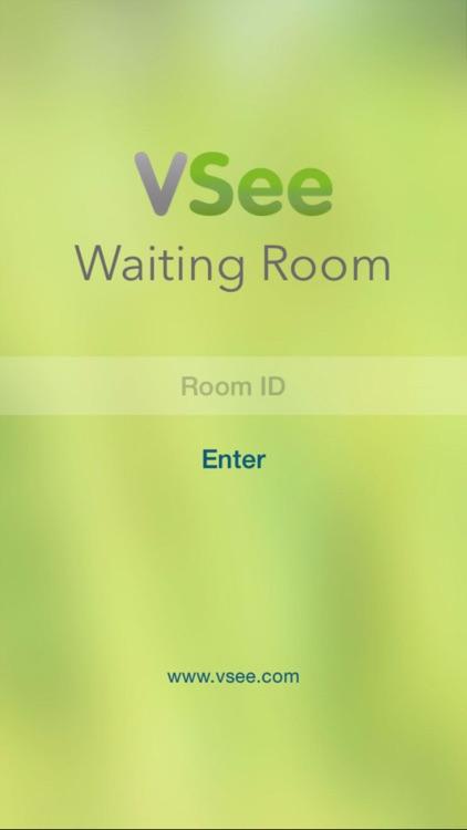 VSee Waiting Room